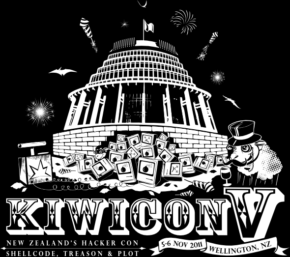 Kiwicon V: It Goes b00m